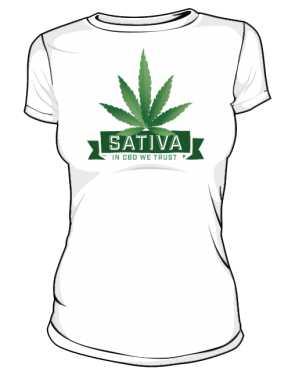 Sativa In CBD we Trust