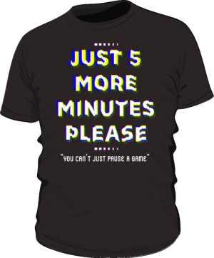 Jeszcze 5 Minutek