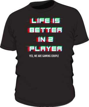 Życie Jest Lepsze W 2 Graczy