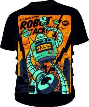 Koszulka Roboatack