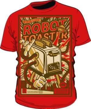 Koszulka Toaster