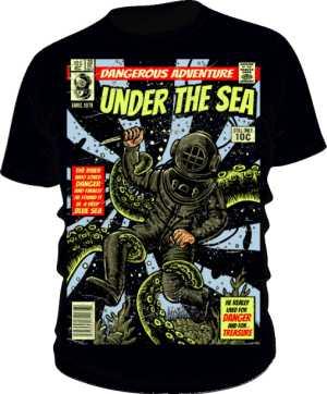 Koszulki Deepsea