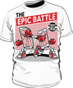 Koszulka EPIC BATTLE