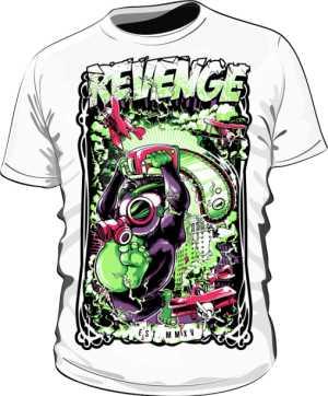 Koszulka REVENGE