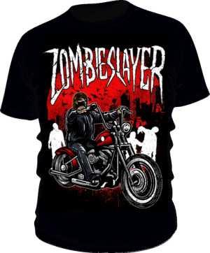 Koszulka Zombieslayer
