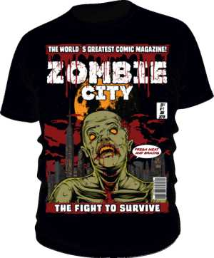 Zombiecityshirt
