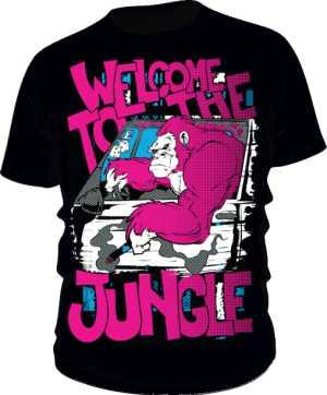 Koszulka Jungle