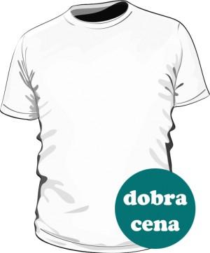 Koszulka zawiera logo Hasiok na plecach