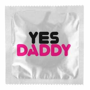 YES DADDY prezerwatywy CG