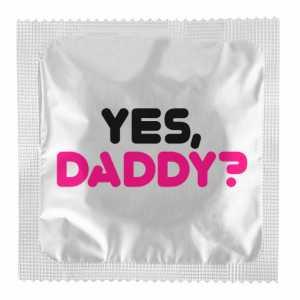 YES DADDY V2 prezerwatywy CG