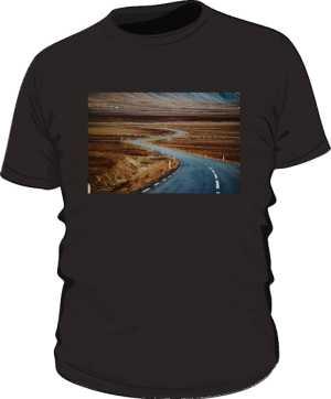Koszulka Islandia