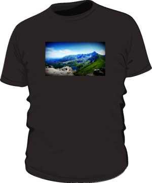 Tatry Koszulka 2