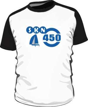 Koszulka baseball męska SKN 450