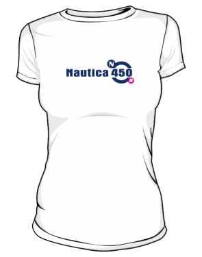 Koszulka classic damska Nautica 450 Long