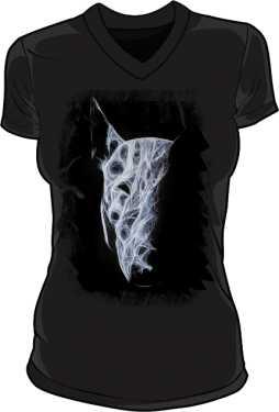 Bullterrier Koszulka Premium Damska