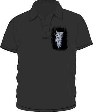Koszulka Męska Polo Bullterrier