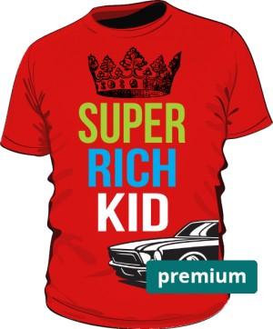 Koszulka PREMIUM RICH KID