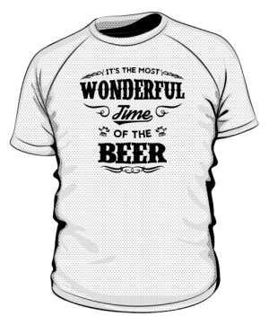 Koszulka Beer