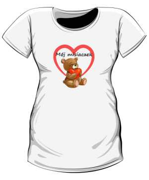 Koszulka Mój misiaczek