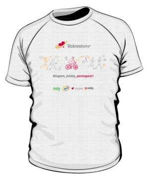Koszulka męska sportowa RakReaton
