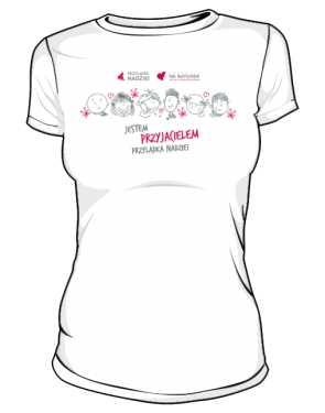 Koszulka damska Przyjaciela Przylądka