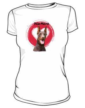 Koszulka damska psia Mama
