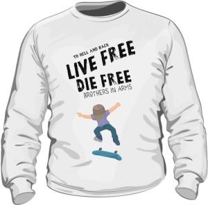 Live Free Die Free