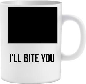 I will bite