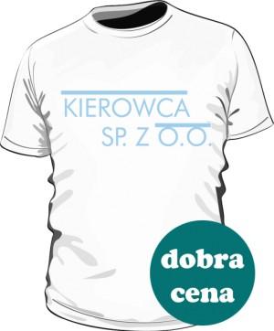 Koszulka męska biała wzór 15
