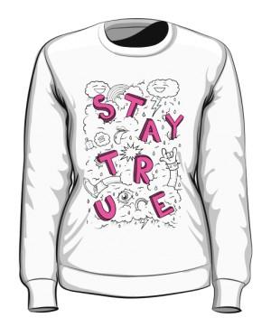 STAY TRUE GIRL
