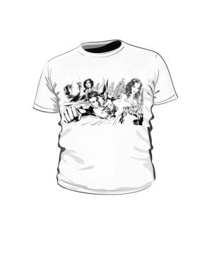 Koszulka z nadrukiem 8427