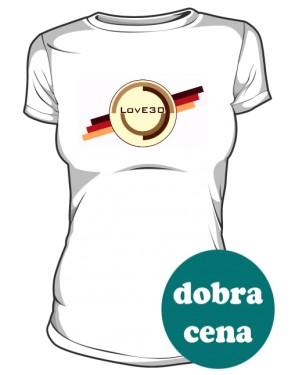 LOVE30 WHITE DAMA