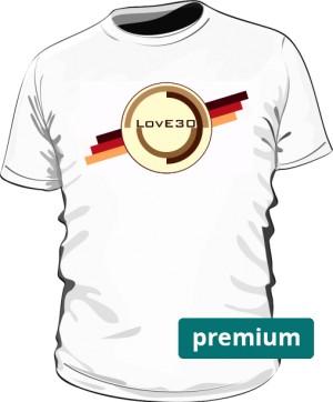 LOVE30 WHITE PREMIUM ROZBÓJNIK