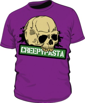 Creepypasta Way Fioletowa