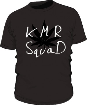 Podkoszulek KMR Squad Smoking Records