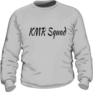 Bluza KMR Squad W grupie siła