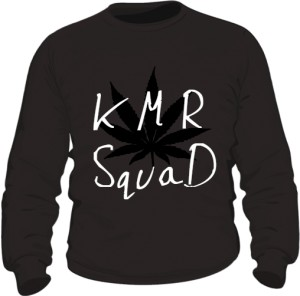 Bluza KMR Squad Smoking Records