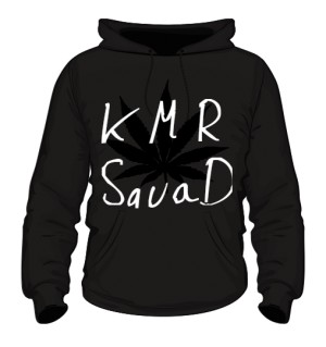 Bluza KMR Squad Smoking Records