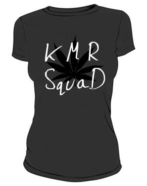 Podkoszulek Damski KMR Squad SmokingRec