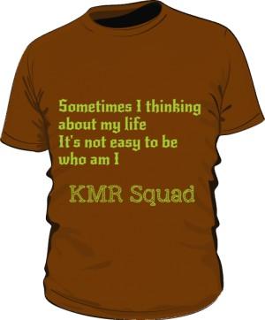 Podkoszulek KMR Squad I am