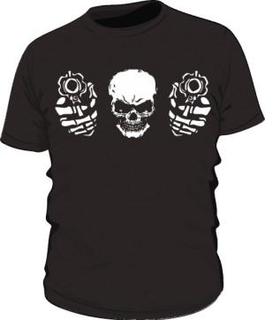 Koszulka z nadrukiem 8881
