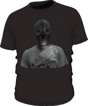 Gasmask Black