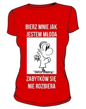 Koszulka z nadrukiem 90236