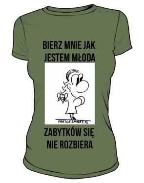 Koszulka z nadrukiem 90244