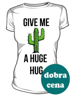 Bluzka Kaktus Damska