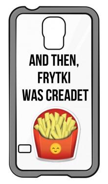etui Samsung Galaxy S5 Frytki