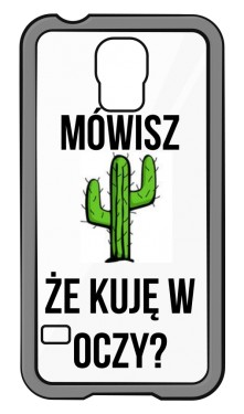 etui kaktus Samsung Galaxy 5