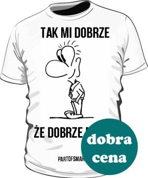 Koszulka z nadrukiem 91988