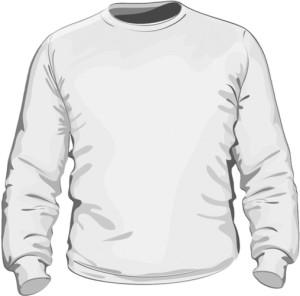 Bluza bez kaptura