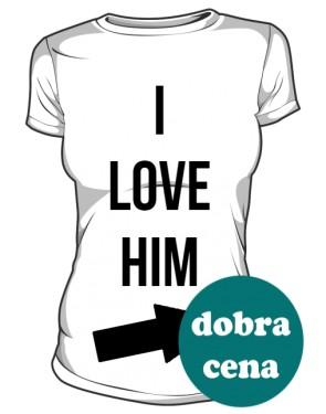 koszulka dla zakochanych damska